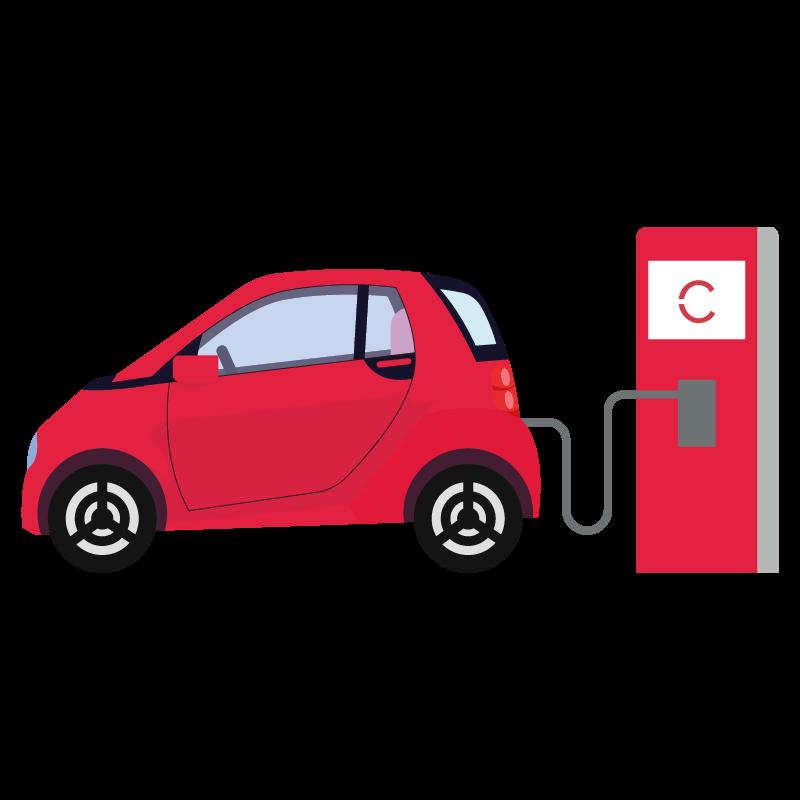 carga vehículos eléctricos